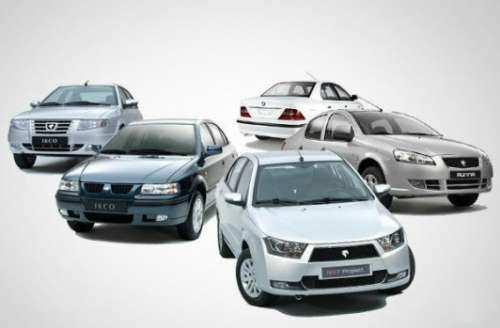 جدول قیمت احتمالی برخی از خودروها طبق گفته خودروسازان