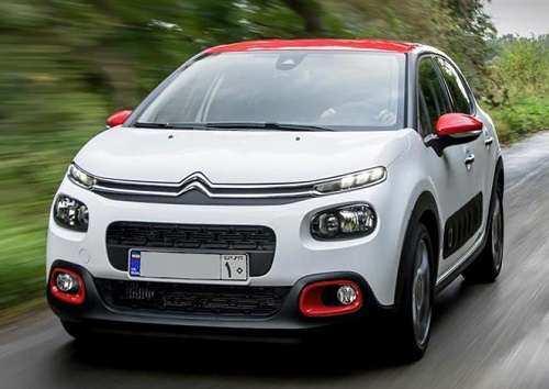 قیمت نهایی و قطعی خودرو سیتروئن C3 اعلام شد - آذر 97
