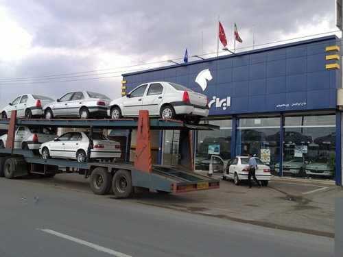 ايرانخودرو: روزانه بيش از 1500 دستگاه خودرو تحويل میدهيم