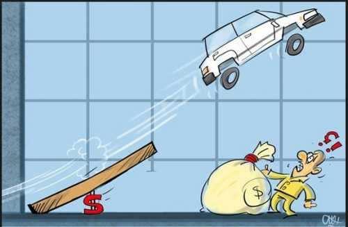 افزایش قیمت خودرو فقط جوسازی دلالان است