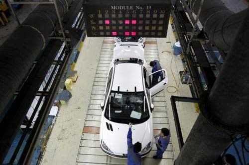 کاهش قیمت خودرو در روزهای آینده