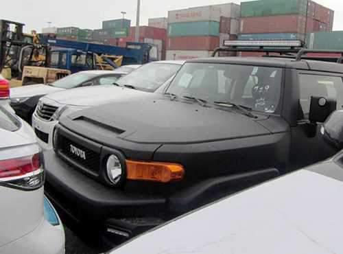 واردات خودروی بالای 2500 سی سی با سرمایهگذاری خارجی