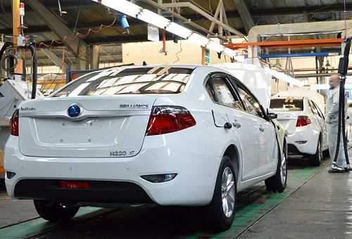 خودرو برلیانس H330 به خط تولید شرکت سایپا بازگشت