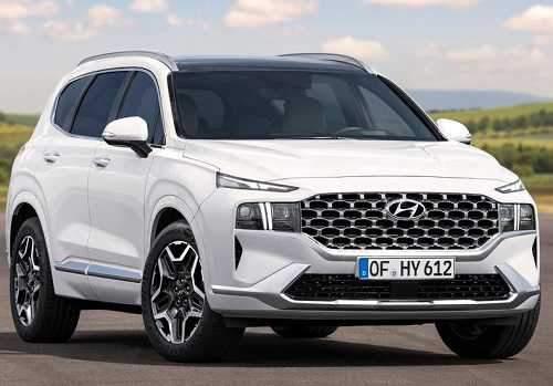 آشنایی با خودرو جذاب هیوندای سانتافه جدید در مدل 2021