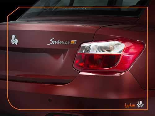 آشنایی با خودرو ساینا کلاس S محصول جدید سایپا