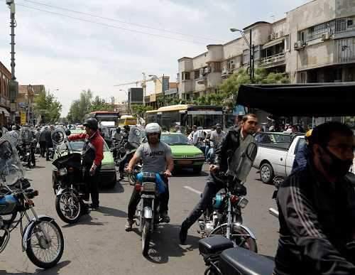 آغاز طرح بخشودگی جرایم شخصثالث موتورسیکلتها از فردا