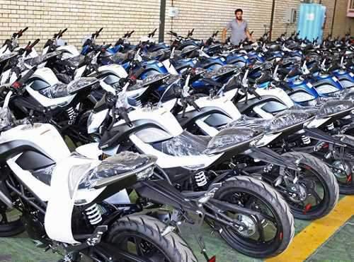 قیمت جدید انواع موتورسیکلت در بازار تهران - 1 تیرماه 99