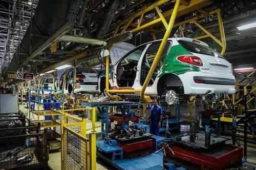 تولید محصولات بنزینی ایران خودرو با استاندارد یورو 5
