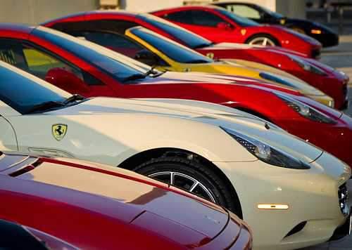 به دام انداختن باندهای قاچاق خودرو از کشورهای عربی به آلمان