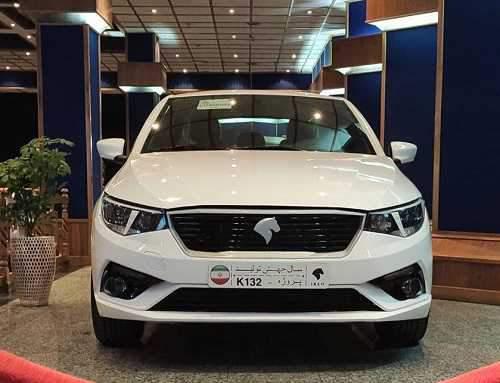 تولید آزمایشی خودرو K132 در شهریور امسال