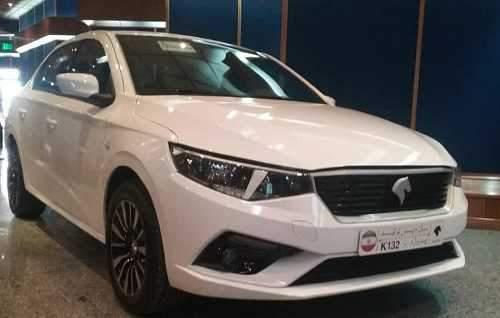 آشنایی با خودروی جدید و جذاب شرکت ایران خودرو
