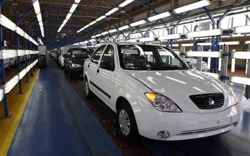 قیمت کارخانهای خودروها افزایش مییابد؟
