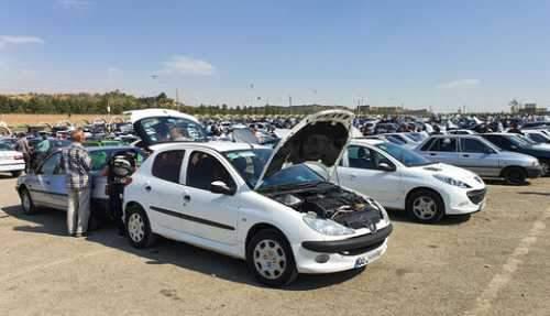 قیمت خودروها در بازار همچنان صعودی است