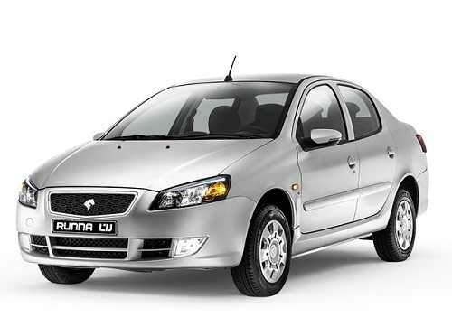 مشخصات و تجهیزات خودرو رانا پلاس منتشر شد