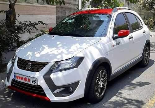 اولین تصویر رسمی از خودرو کوییک S