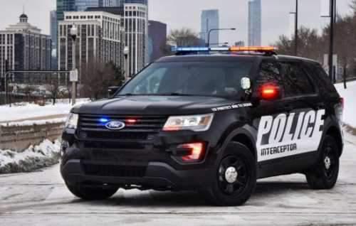 فورد حدود دو سوم از ماشینهای پلیس آمریکا را میسازد