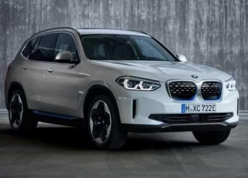 اولین شاسیبلند الکتریکی BMW در چین تولید میشود