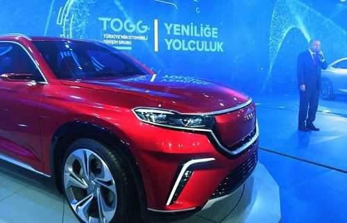 نخستین خودرو ساخت ترکیه سال 2022 به بازار میآید