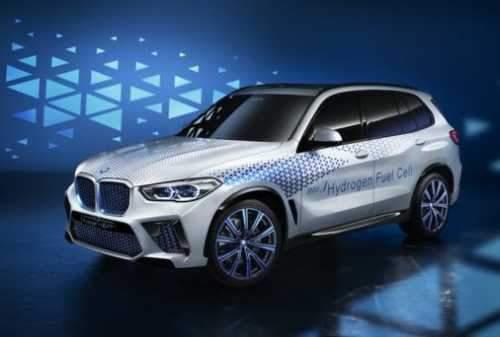 اولین BMW هیدروژنی بر اساس شاسیبلند X5