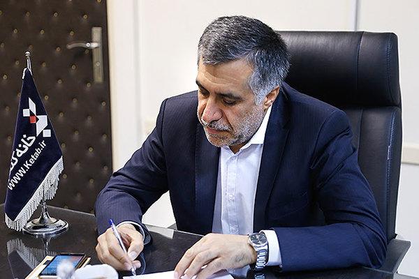 حسینیپور درگذشت مدیر کتابفروشی مرتضوی را تسلیت گفت