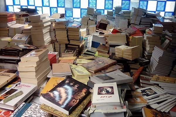 رونمایی از انبار کتابهایقاچاق/قطر میزبان کتابخانهملی ایران