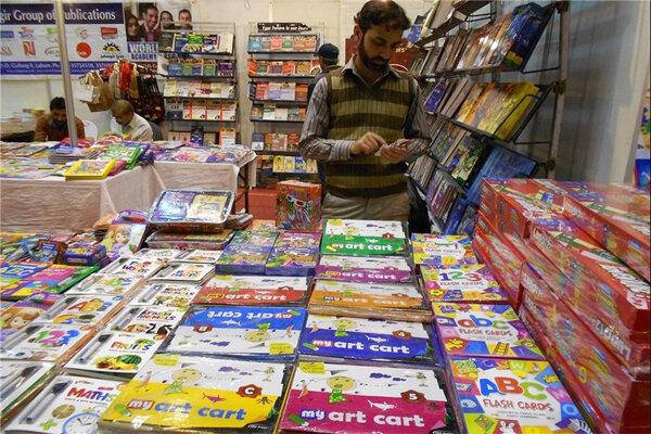 نمایشگاه کتاب لاهور برای سومین بار به دلایل امنیتی به تاخیر افتاد