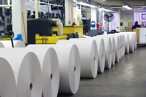 نرخ کاغذ با دلار ۱۳ هزارتومانی ۳۳۰هزار تومان است نه ۵۵۰هزارتومان
