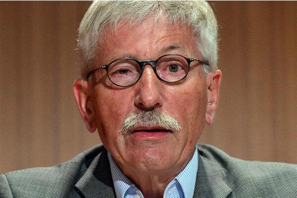نویسنده اسلامستیز آلمانی در آستانه اخراج از حزب سوسیال دمکرات