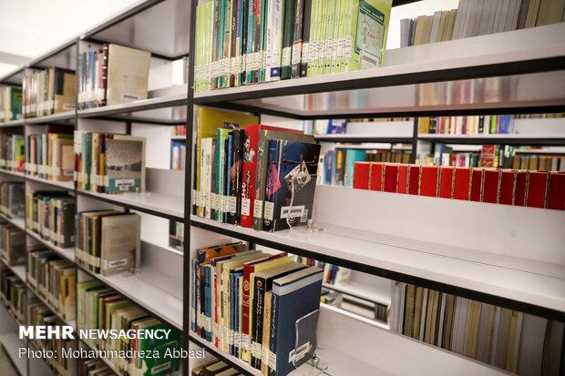 دومین کتابخانه شهرستان کارون افتتاح شد